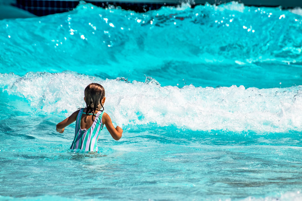 Boca Chica Bay Wave Pool
