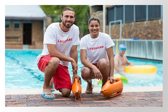 Male & Female Lifeguards