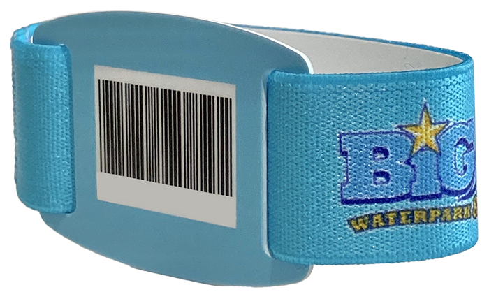 wristiband ticket